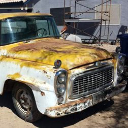 USA classic car import